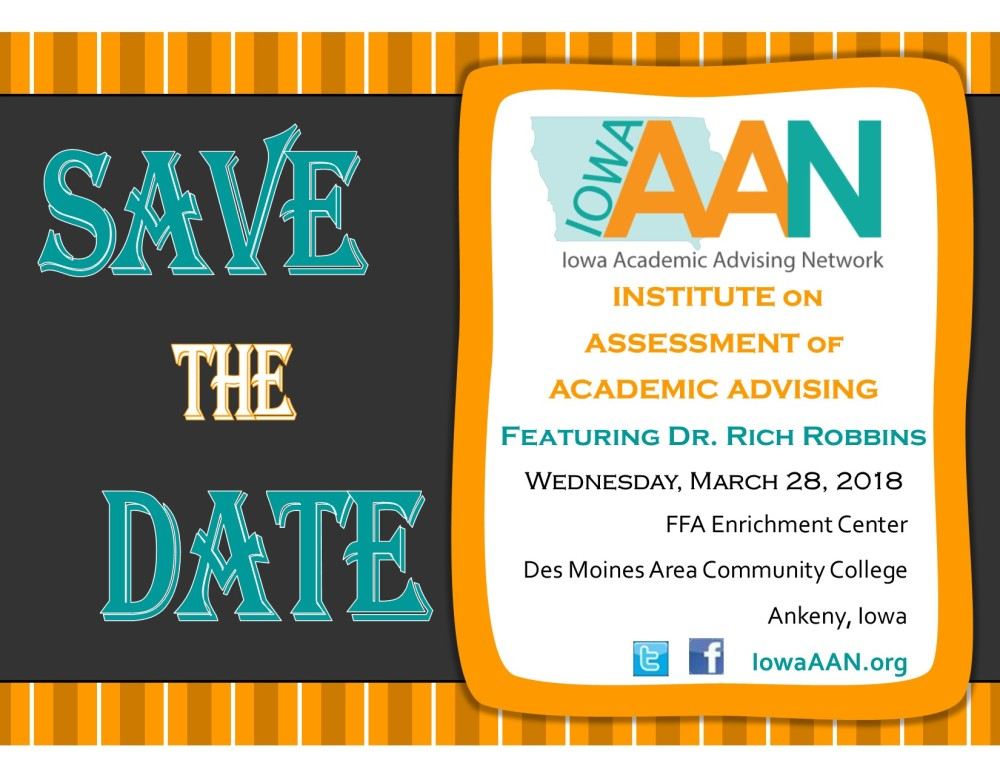 2018 INSTITUTE SAVE THE DATE2