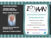 2015 IowAAN Keynote Address